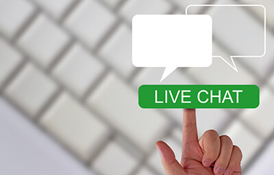 DSXLive! Live Chat on your Website