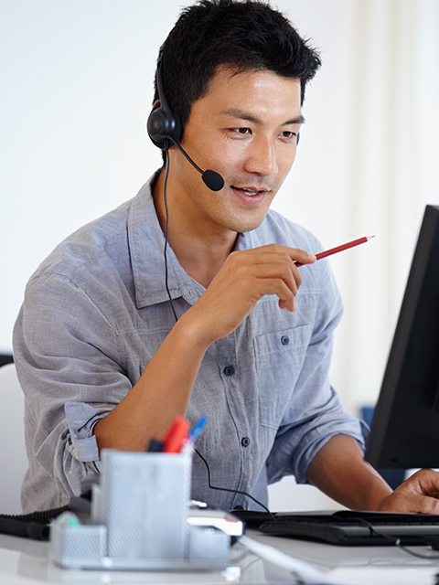 Live Person Contact Center